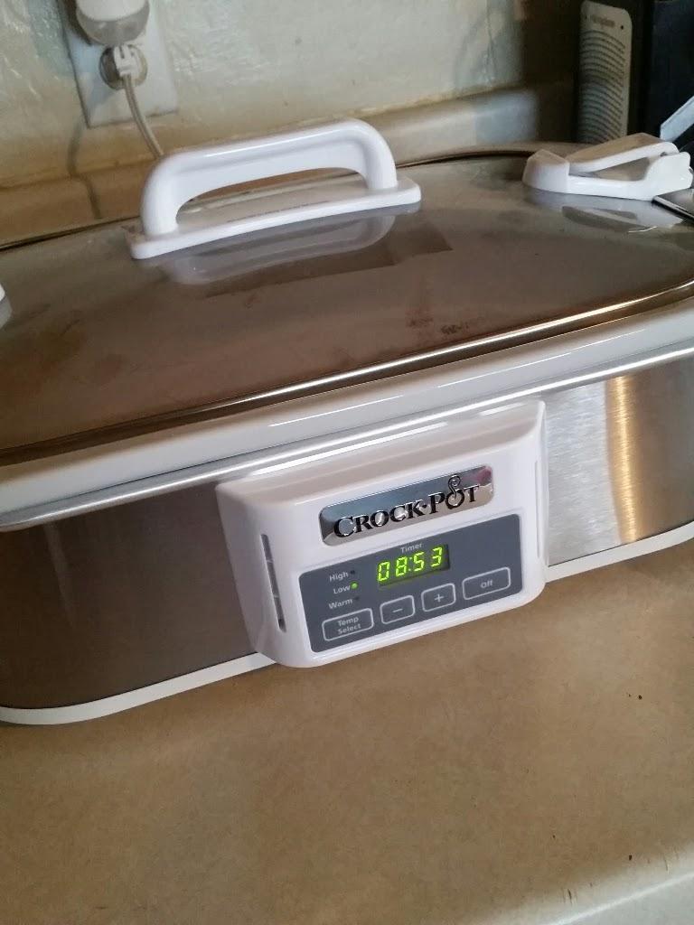 casserole style slow cooker
