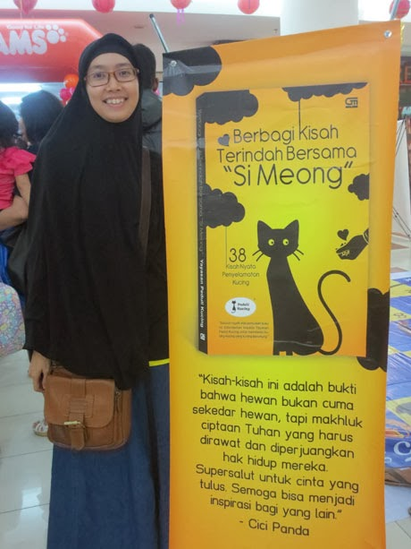 Qori Soelaiman, rutin memberi makan kucing jalanan di stasiun hingga mendirikan Yayasan Peduli Kucing