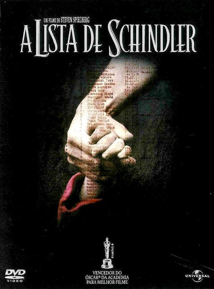 Filme A Lista De Schindler Dublado AVI DVDRip