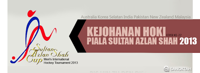 Keputusan Hoki Piala Sultan Azlan Shah 10 Mac 2013 - Malaysia vs New