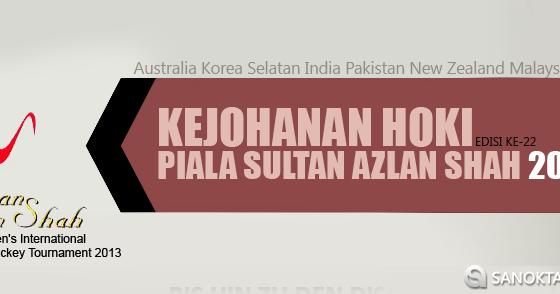 Keputusan Hoki Piala Sultan Azlan Shah 10 Mac 2013 - Malaysia vs New Zealand