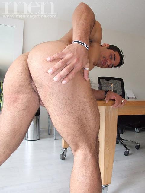 Boy Butt Mirror