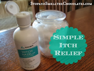 http://www.stopandsmellthechocolates.com/2013/08/simple-itch-relief.html