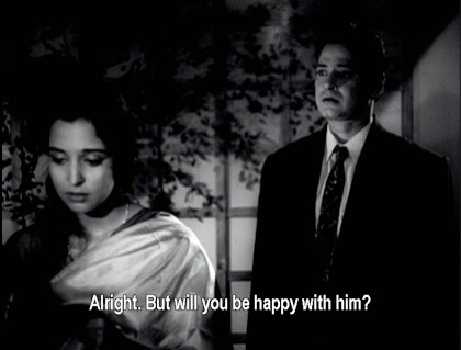 But will you be happy with him?