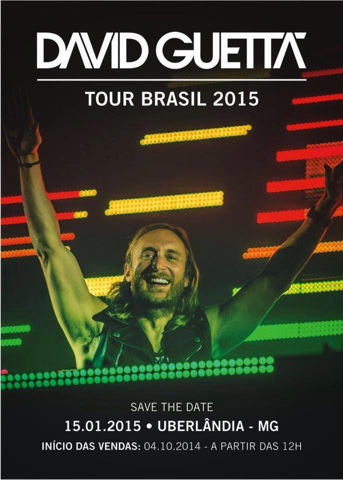 David Guetta em Uberlândia/MG
