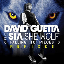 David Guetta Feat. Sia: She Wolf   Falling To Pieces 2012