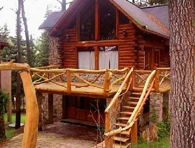 Decoracion de interiores estilo rustico exteriores - Casas rusticas decoracion ...