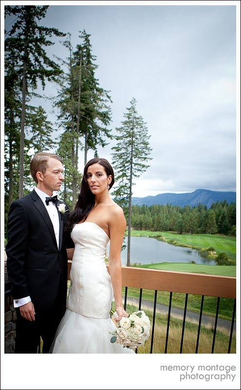 Suncadia Wedding Photo