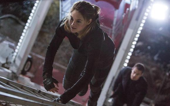 Divergent Movie 0u
