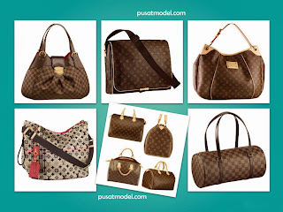 Model Tas Branded Vuitton