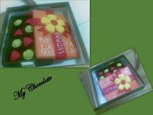 Coklat Box L Rectangle