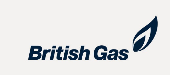 Old British Gas logo