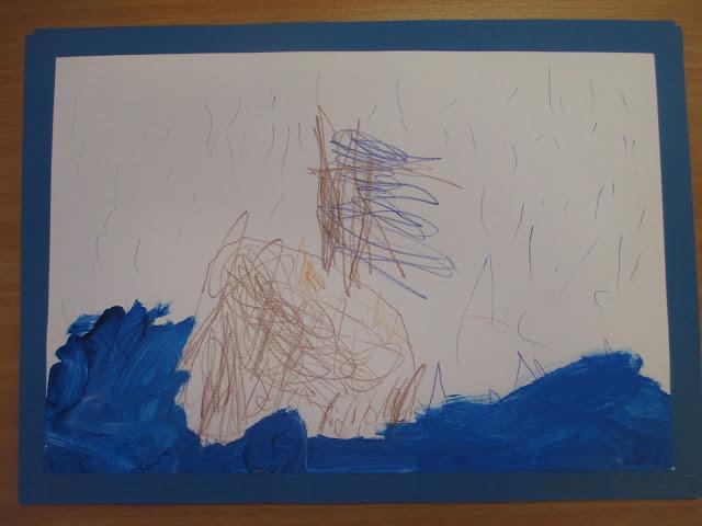 Pippi Langstrumpf im Kindergarten