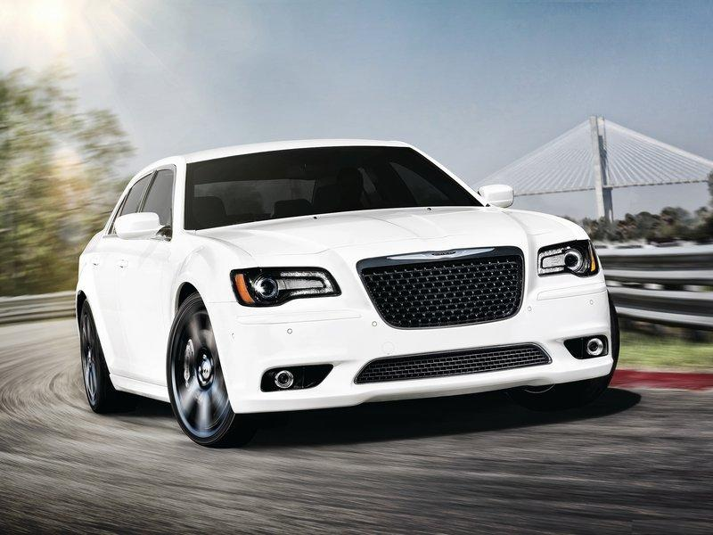 The Happy Car Salesman 2013 Chrysler 300 Srt8 Drive