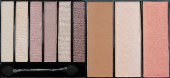 Makeup Revolution Euphoria palette