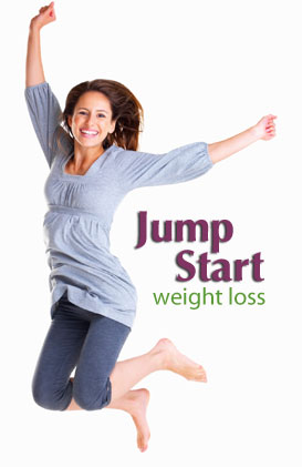 How to start weight loss challenge