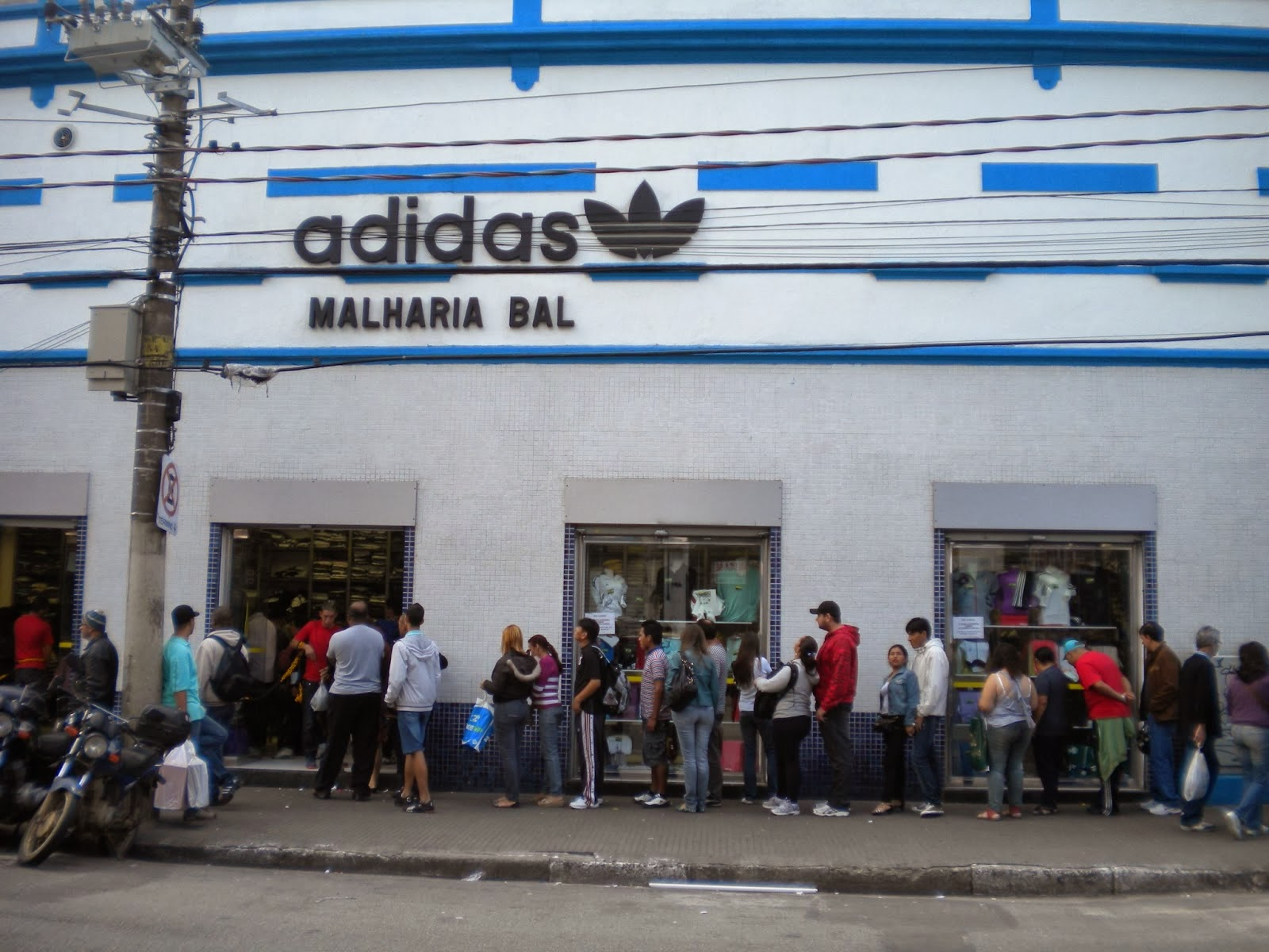 loja outlet adidas curitiba
