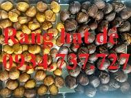 Máy rang hạt dẻ Ngọc Châu 5kg