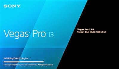 Sony Vegas Pro v13.0 Build 290 x64 Portable