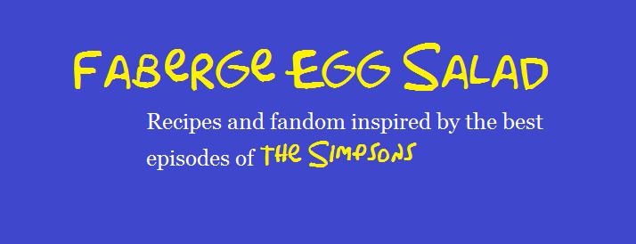 Faberge Egg Salad