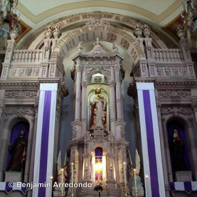 El se or del hospital templo del sagrado coraz n de jes s for Villas 400 salamanca