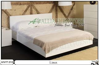Tempat Tidur Modern Minimalis Linux