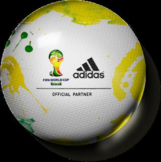 Promoção Nome Da Bola 2014 - Adidas