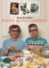 Arne &amp; Carlos breien op hun paasbest