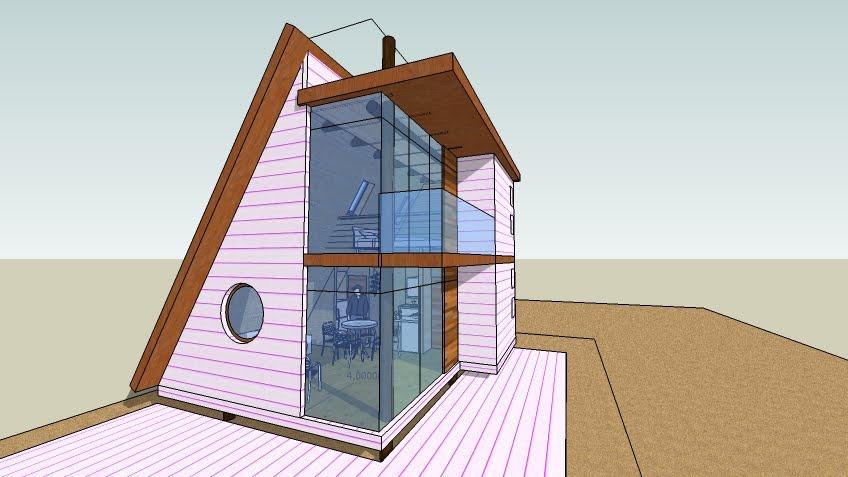 Casacien arquitectura mi primera segunda vivienda - Viviendas tipo loft ...