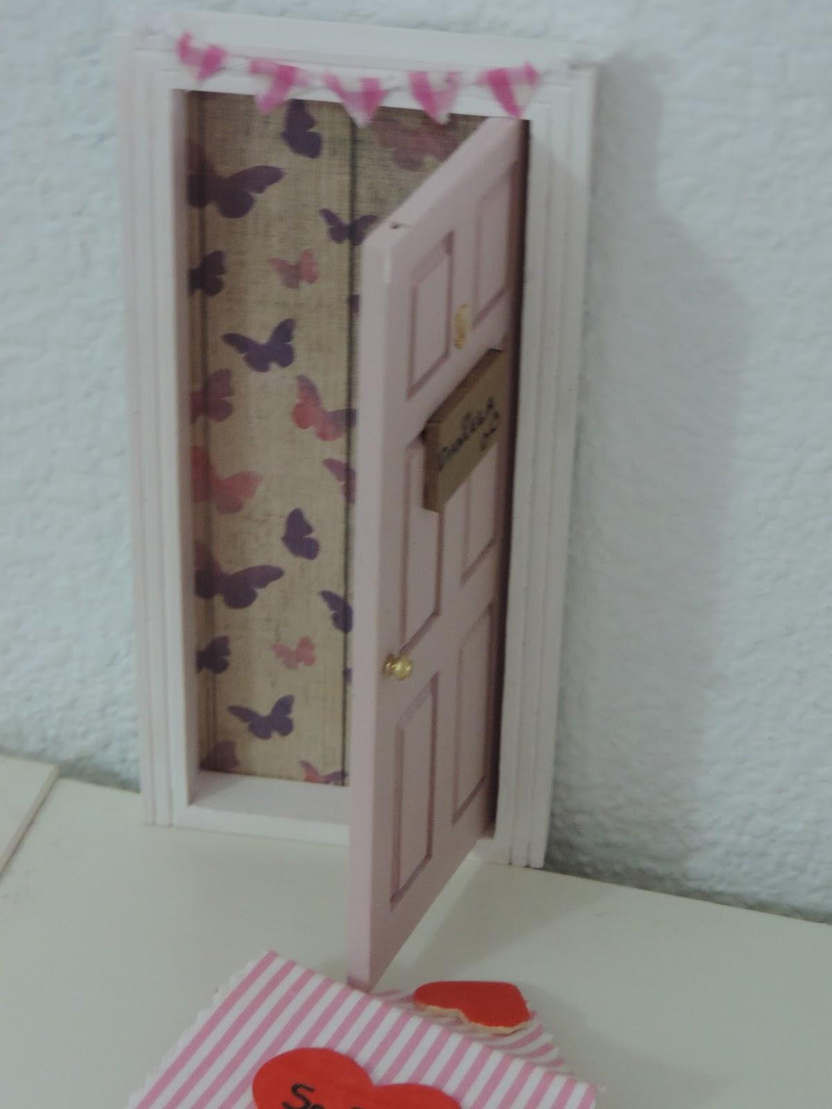 El taller de party handmade puerta ratoncito perez de for Puertas ratoncito perez baratas