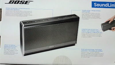 The specifications of the Bose Mobile Bluetooth Speaker includes portability and wireless technology