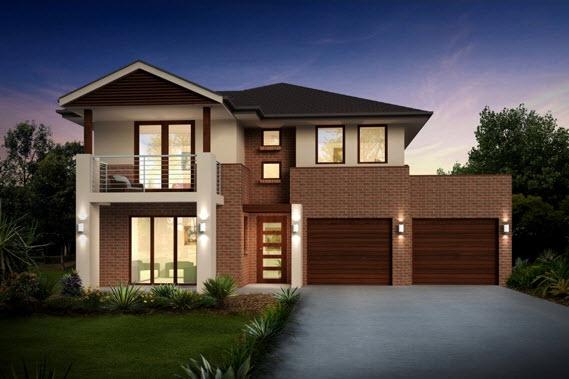 Planos de casas de dos pisos construye hogar for Fachadas de casas segundo piso