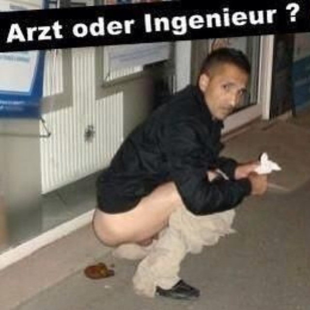 Arzt oder Ingenieur