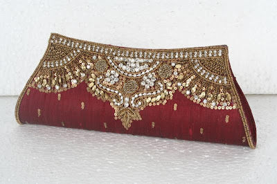 Fancy Hand Bags For Bridal