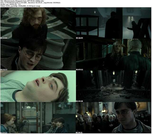 Harry Potter and the Deathly Hallows: Part 2 (2011) BRRip 1080p
