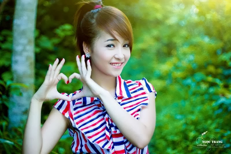 Nguyễn Thị Thùy Linh và Phan Thị Thanh Huyền thí sinh missteen
