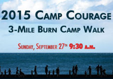 BURN WALK REGISTRATION