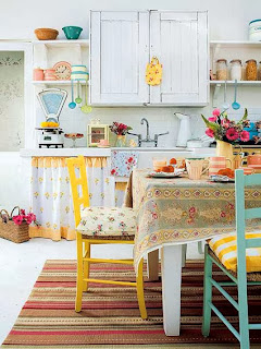 Color Schemes for the kitchen