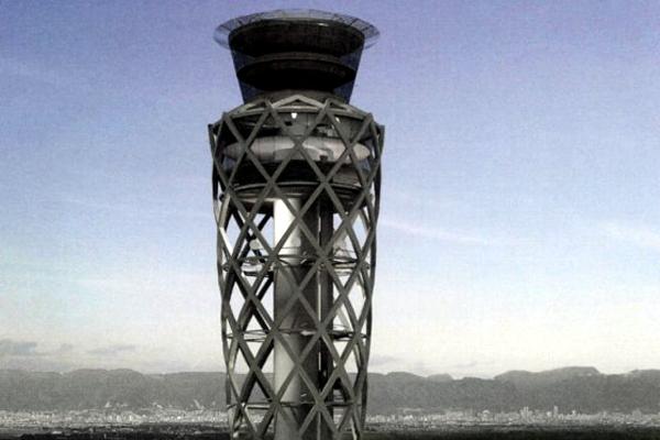 Aeropuerto El Dorado de Bogota estrena torre de control