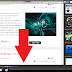 Rodapé do Blog Fixado no Rodapé da Página