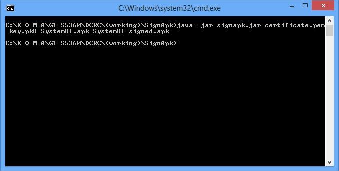 Cara Decompile atau Recompile Aplikasi Android dengan PC