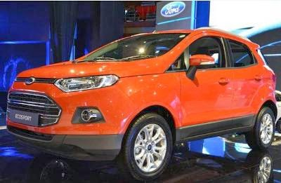 dia 17 Fitur Inovatif dan Harga Mobil SUV Ford Ecosport Indonesia 2014