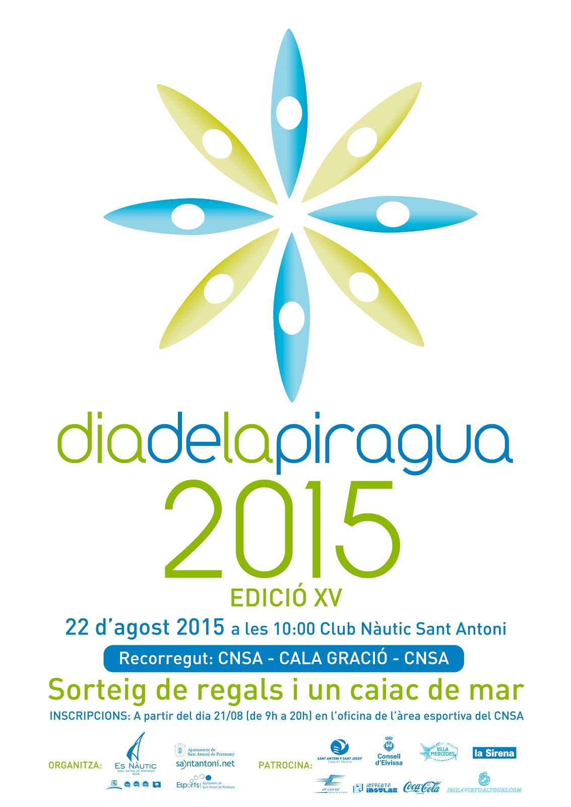XV Día de la Piragua