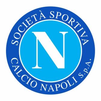Napoli Logo Vector KLub  Seri A Italia