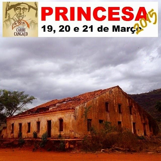 Cariri Cangaço Princesa 2015