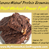Post-Workout Banana Walnut Protein Bars