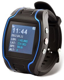 GPS Assitive Technology tracking watch.