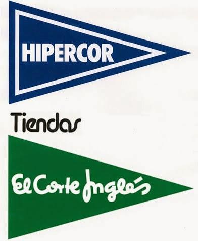 Entrega de Dorsales en el Corte Ingles de Huelva, Sección de Deportes