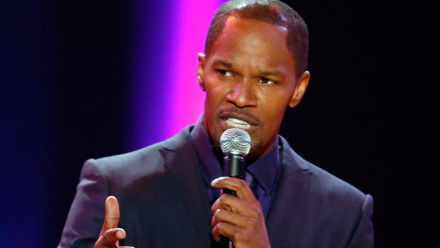 BLOG: Jamie Foxx Calls Obama Our 'Lord & Savior' (See Video)