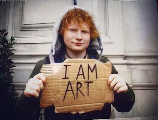 Ed Sheeran (I Am Art)